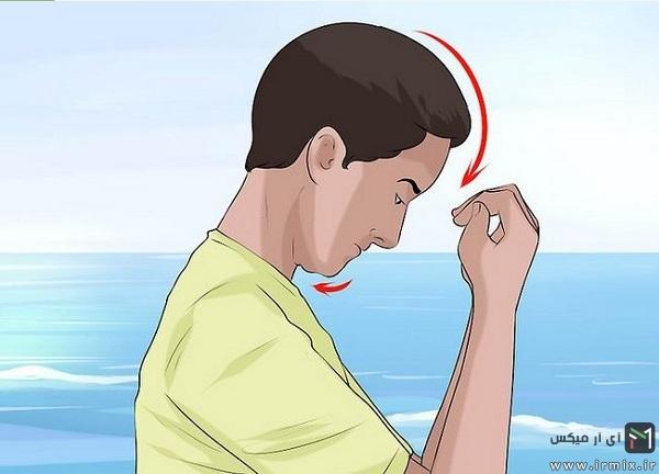 محافظت از سر هنگام افتادن