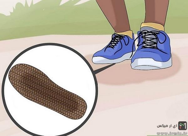 کفش مناسب