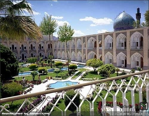 هتل 5 ستاره عباسی اصفهان