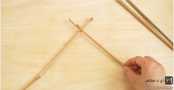 ساخت قاب عکس با چوب