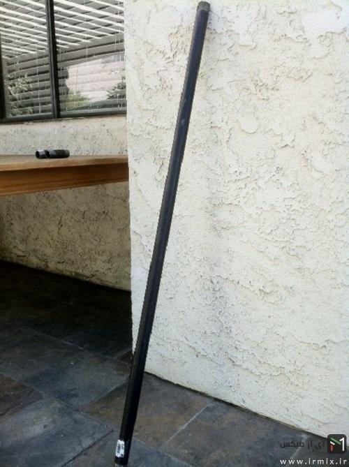 نصب میله بارفیکس دیواری در منزل
