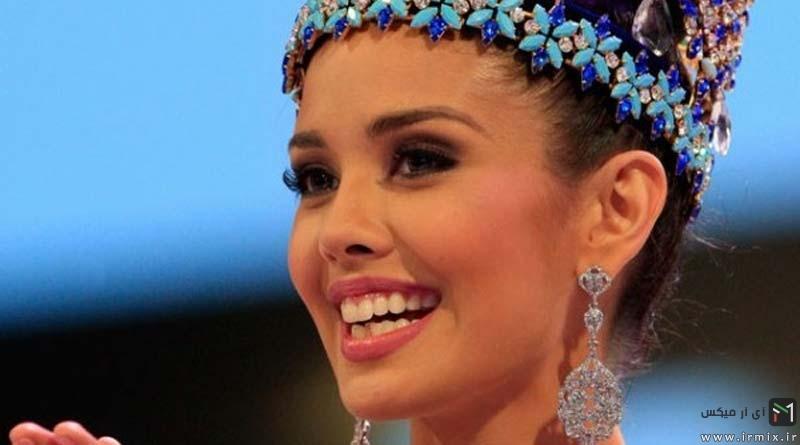 10 تا از زیبا ترین دختر های شایسته جهان