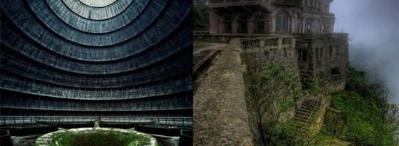 مکان های مرموز و عجیب در جهان