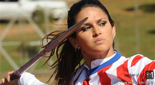 جذاب ترین و خوشگل ترین زنان و دختران ورزشکار دنیا
