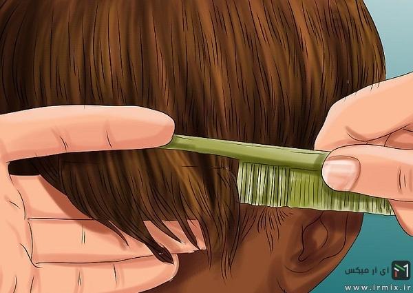 اصلاح مو کودکان