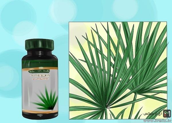 درمان طبیعی ریزش مو