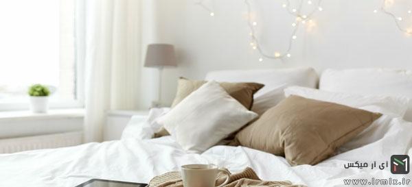 دکور تخت خواب