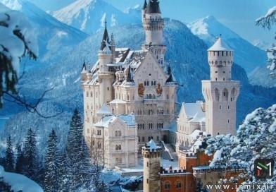 با رویایی و با شکوه ترین قلعه های جهان آشنا شوید