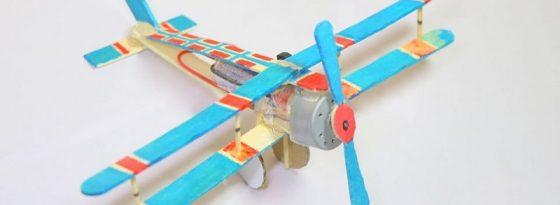 ساخت کاردستی ماشین با آرمیچر