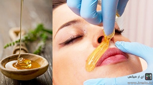 sugaring-on-face