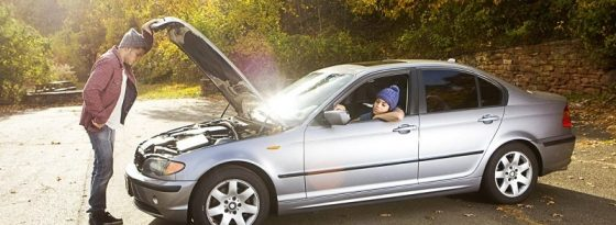 بررسی علت خاموش شدن ماشین در حالت درجا، بعد از استارت، هنگام ترمز و ..