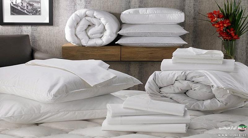 آموزش از بین بردن و جلوگیری از رطوبت گرفتن رختخواب با روش های خانگی