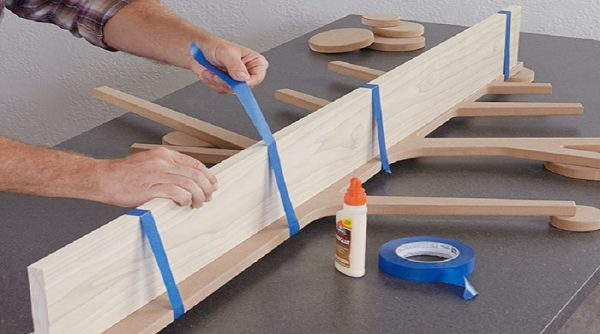 How to Make Wood Shelf with Recycled Stuff