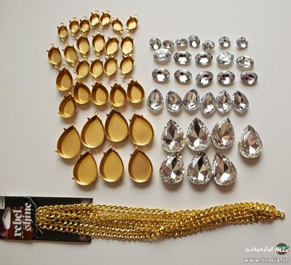 آموزش ساخت بدلیجات با الماس