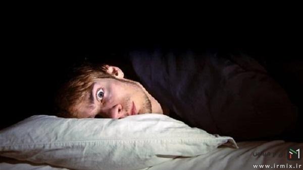 بی خوابی و سریع خوابیدن