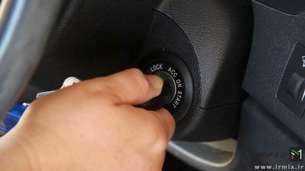 نحوه گرم کردن خودرو
