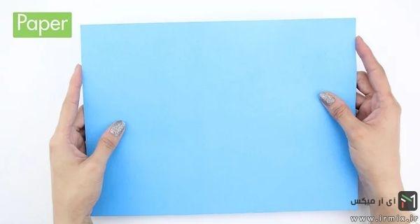 ساخت موشک کاغذی