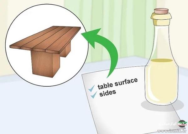 رزین ضد آب چوب