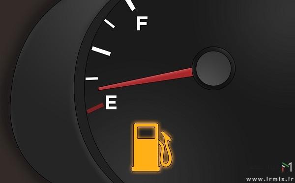 ثابت ماندن آمپر و تعمیر آمپر بنزین ماشین
