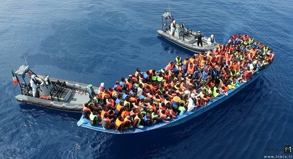 نمونه کیس پناهندگی