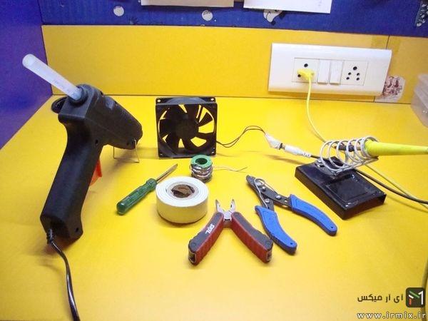 وسایل لازم برای ساخت اسپیکر