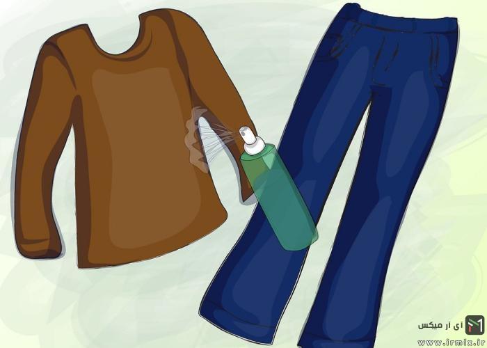 پیراهن مناسب برای نیش پشه