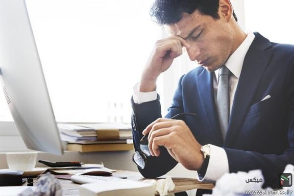 ناراحتی از شغل
