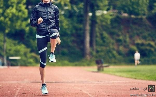 پیاده روی در صبح زود