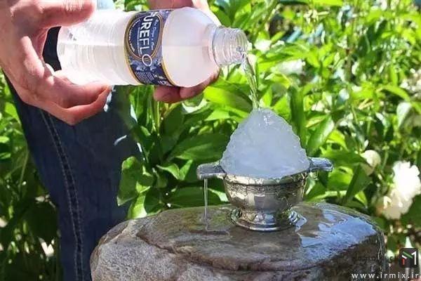 آموزش شعبده بازی واقعی با آب