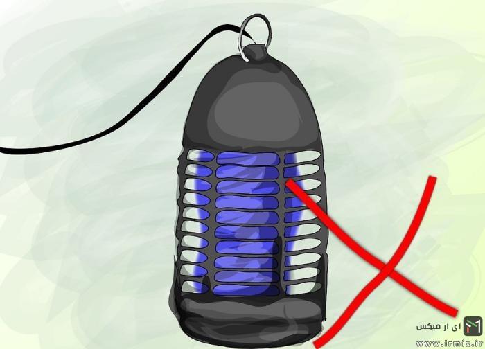 حشره کش برقی