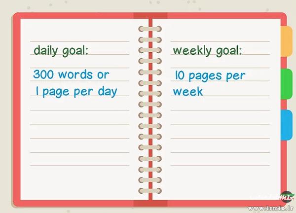 ایده برای نوشتن کتاب