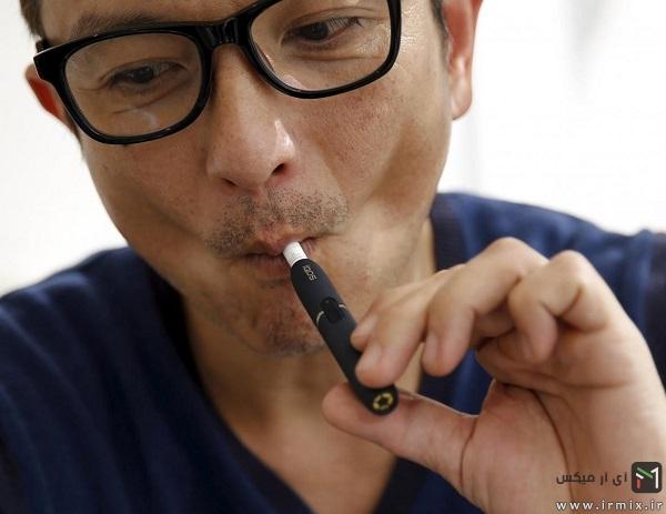 سیگارهای فاقد دود