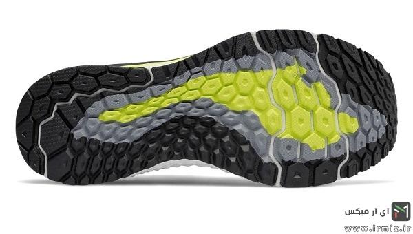 بخش زیر کفش