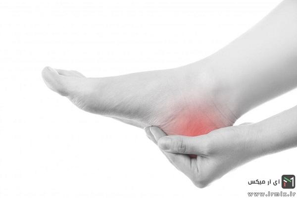 علت درد پاشنه پا به هنگام بیدار شدن از خواب