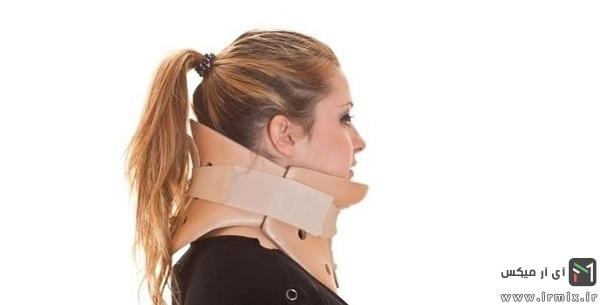 استفاده از گردن بند طبی