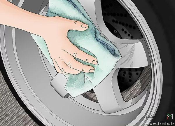 دستمال کشیدن رینگ