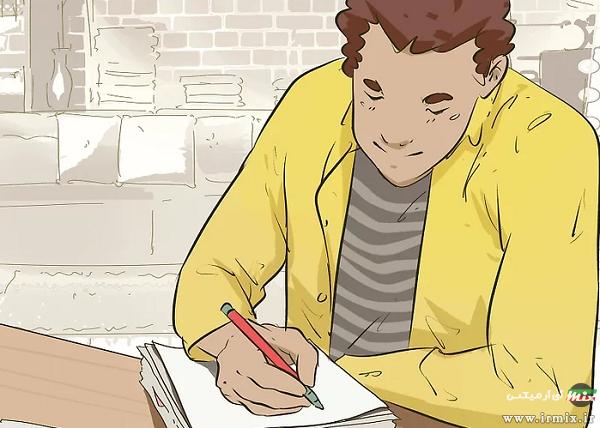 نحوه نوشتن کتاب