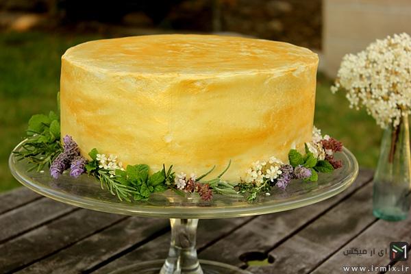 روش تازه نگه داشتن کیک خانگی به مدت طولانی