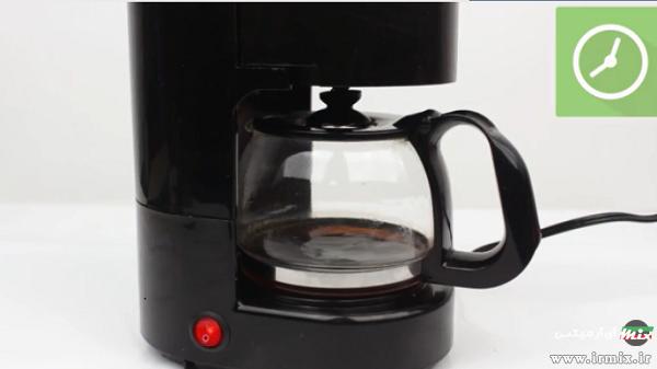 طرز تهیه شیر قهوه با دستگاه قهوه ساز