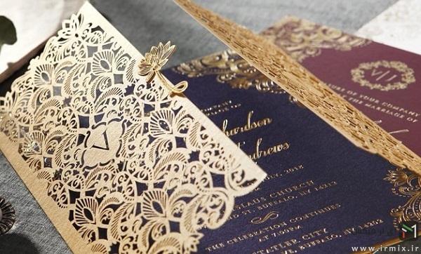 نوشتن متن کارت عروسی