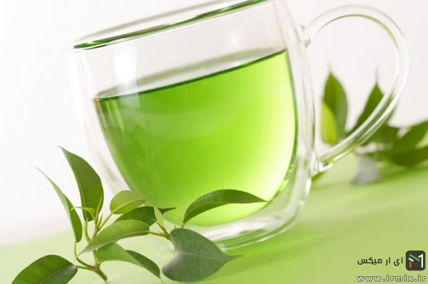 نوشیدنی چای سبز