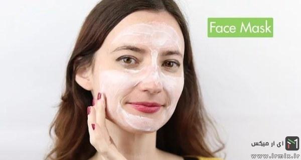 ماسک صورت برای پاک کردن پوست چرب