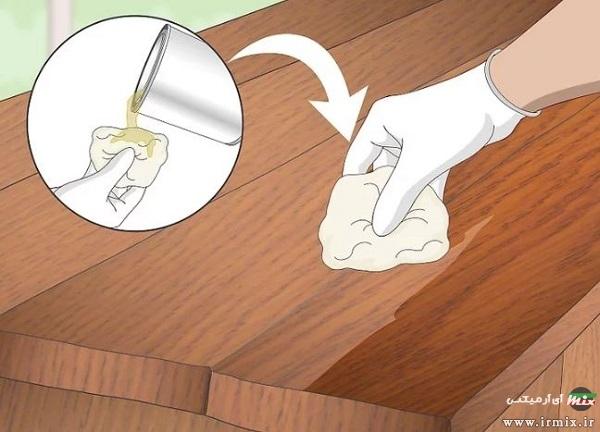 ضد آب کننده چوب