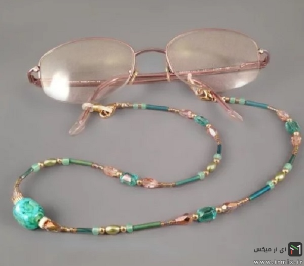 پایان ساخت بند عینک