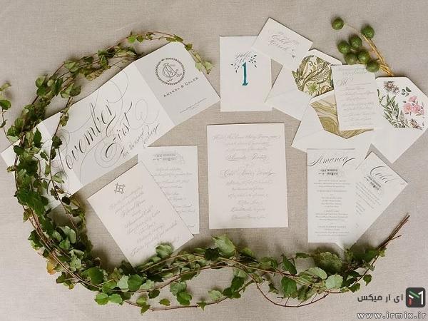 متن کارت عروسی خاص و زیبا