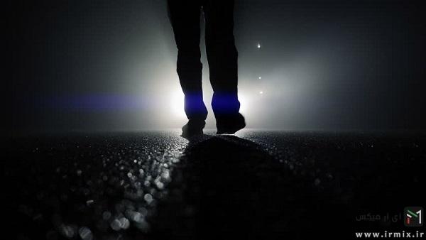 پیاده روی در بعد از ظهر و شب
