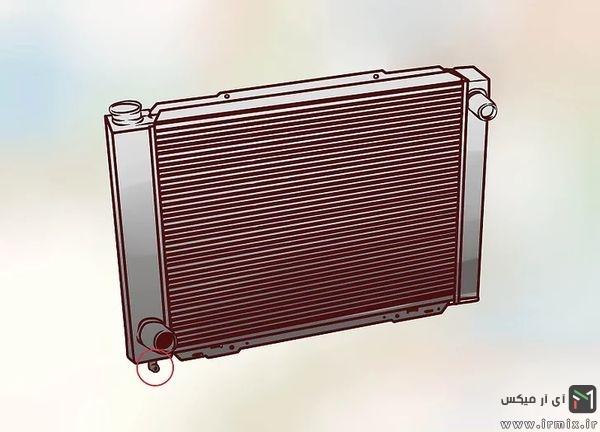 دریچه رادیاتور