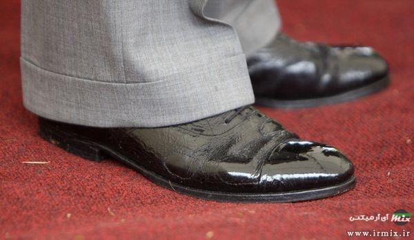 ترمیم کفش چرم
