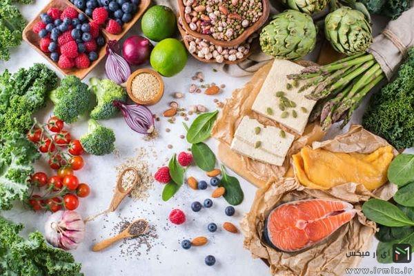 اسیدهای چرب در برنامه غذایی