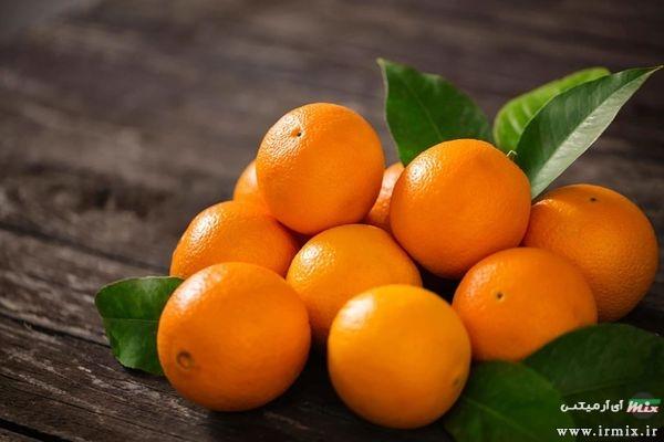 خمیر پوست پرتقال